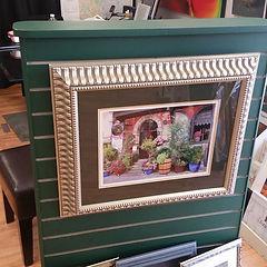 custom frame edmonton