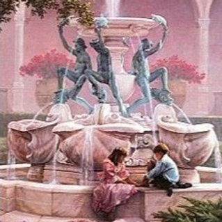 Fountain of Youth - Lithograph By Greg K Olsen