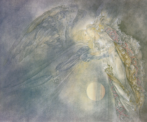 Angels Fine Art print