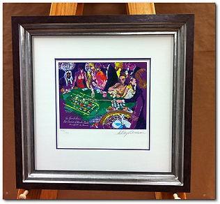 custom picture frames edmonton
