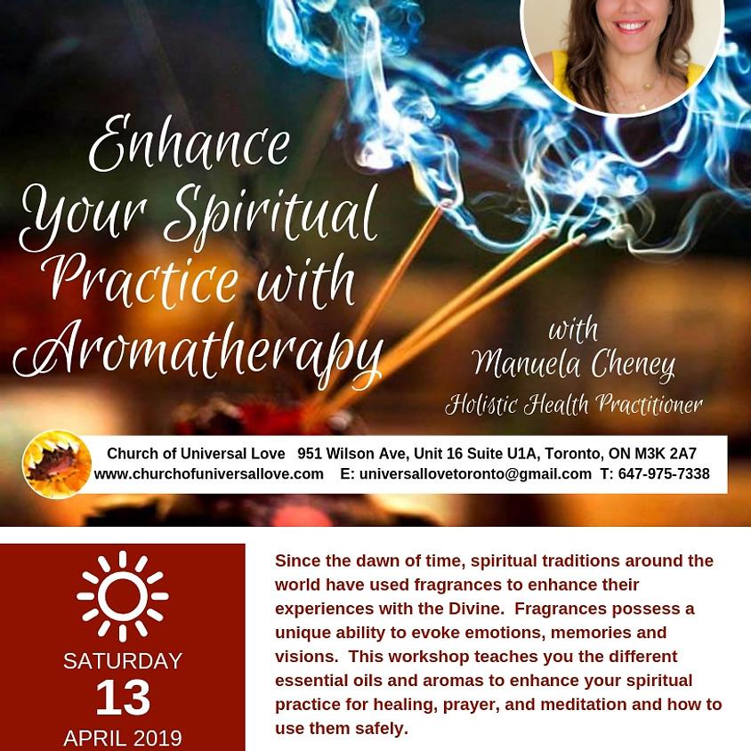 Enhance Your Spiritual Practice with Aromatherapy
