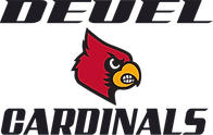 Deuel Cardinals Black Chest Logo.png