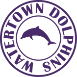 Watertown Dolphins circle purple.png