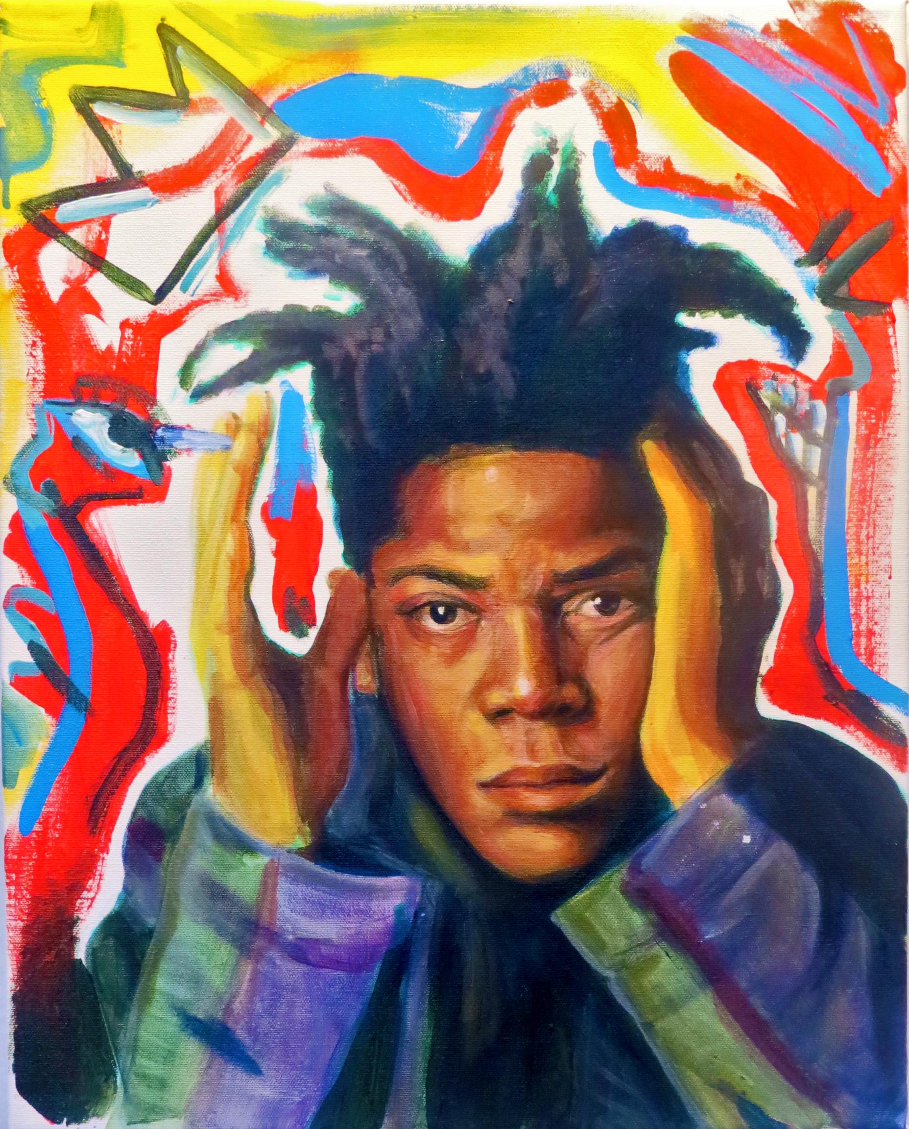 Basquiat, The Radiant Child
