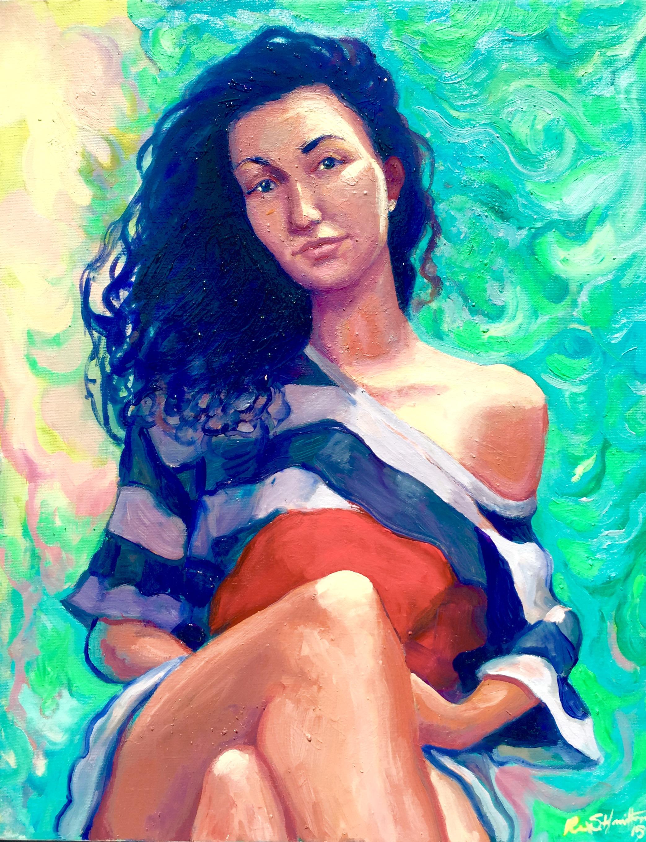 Portrait of Rilee