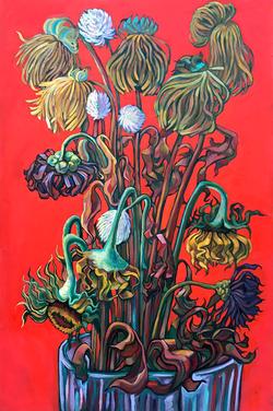 Beautiful Dead Flowers