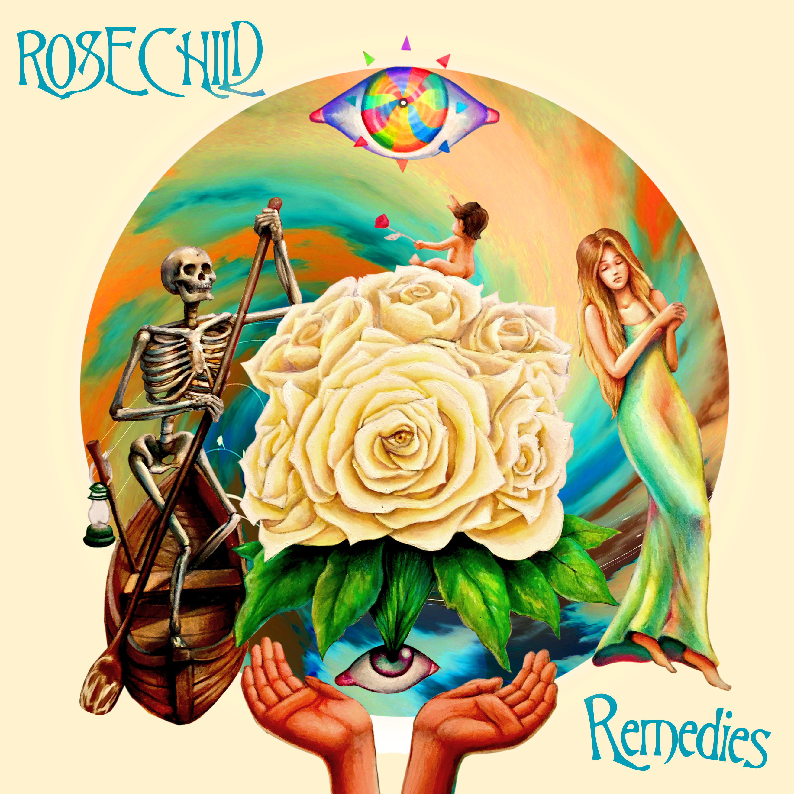 Rosechild Album Art