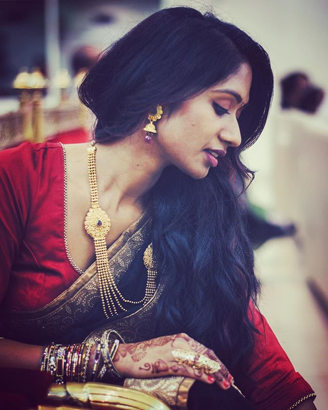 #elegance #grace #beauty #weddings #saree #indian #nikon #hyderabad #tamilwedding #RedNBlack #indian