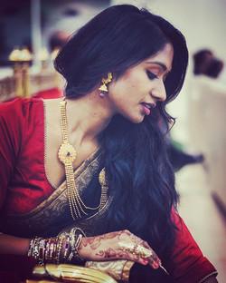 #elegance #grace #beauty #weddings #saree #indian #nikon #hyderabad #tamilwedding #RedNBlack #indian