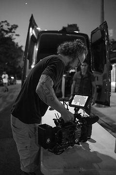 Jean Pierre Kathoefer preparing camera.j