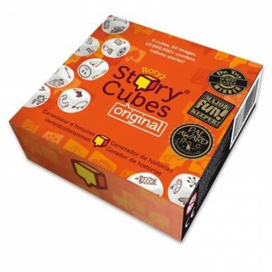 Story Cube orange
