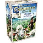 Carcassonne ext 9 - Moutons et collines