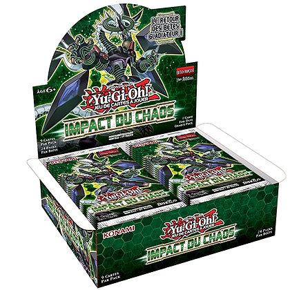 Yu-Gi-Oh! Impact du Chaos x24