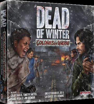 Dead of Winter Colonies en Guerre