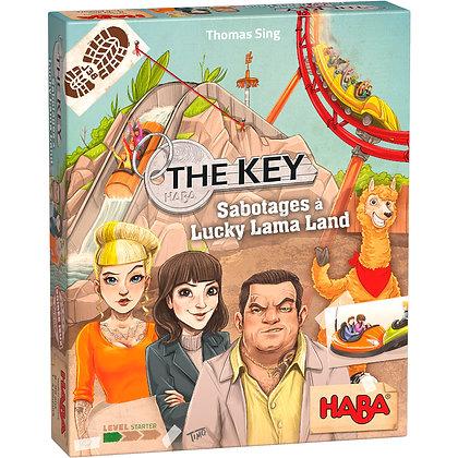 The Key sabotage à Lucky lama land