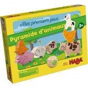 Mes premiers jeux pyramide d'animaux