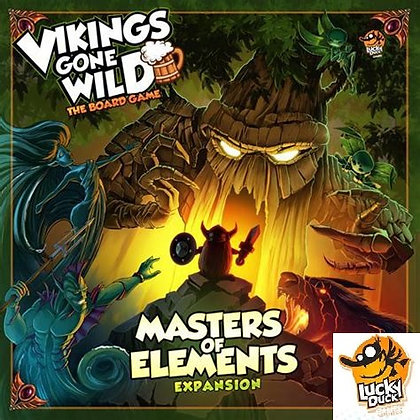 Vikings gone wild Master of elements