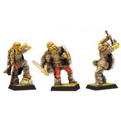 Figurines Fenryll Hommes du Nord
