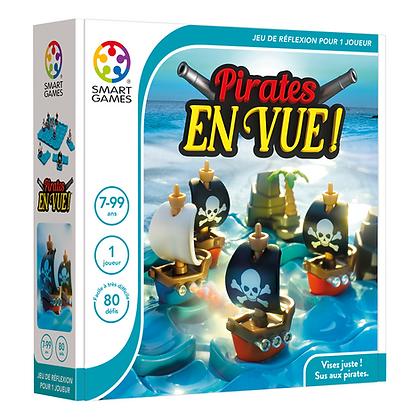Pirates en vue