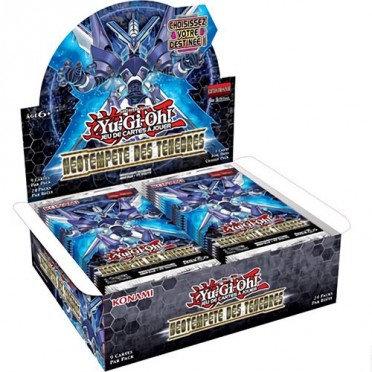 Yu-Gi-Oh! Néotempête des Ténèbres x24