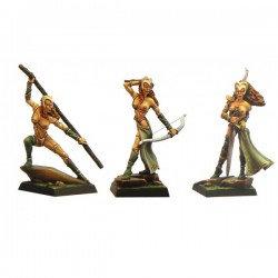 Figurines Fenryll L'amazone