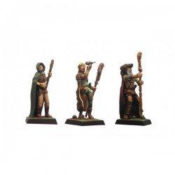 Figurines Fenryll Le druide
