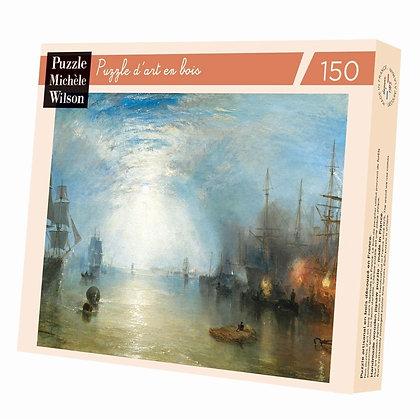 Puzzle Wilson 150p Clair de Lune