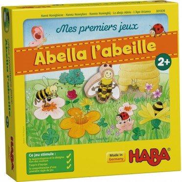 Mes premiers jeux Abella l'abeille