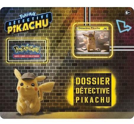 Pokémon pack de 3 boosters Détective Pikachu
