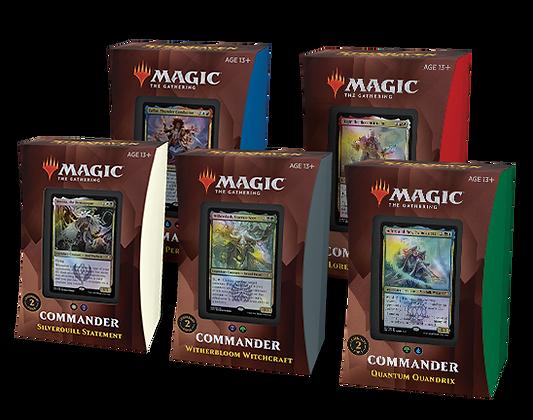 Magic Strixhaven Commander
