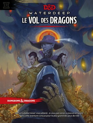 Donjons et Dragons 5 le vol des dragons