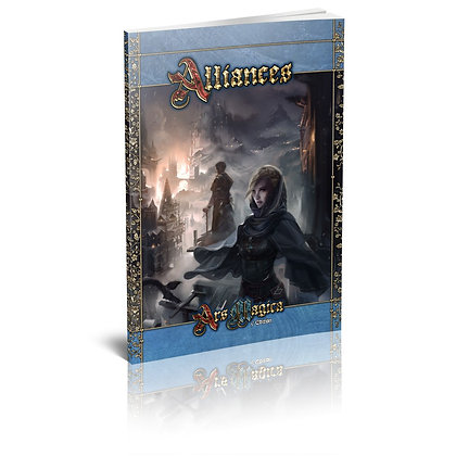 Ars magica Alliances