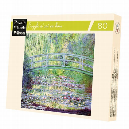Puzzle Wilson 80p Le Pont Japonais