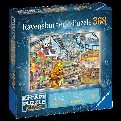 Puzzle escape kids Le parc d'attractions