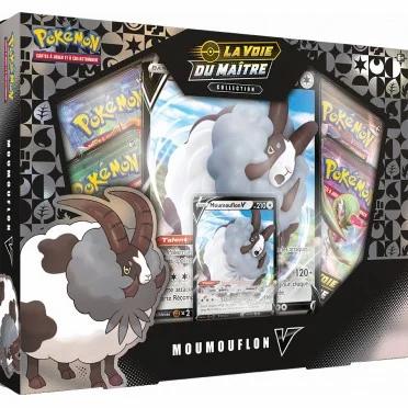 Pokémon EB3.5 La Voix du Maitre coffret Moumouflon-V