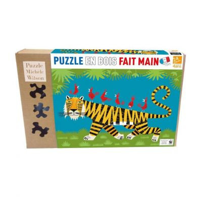 Puzzle Wison 24p Le tigre