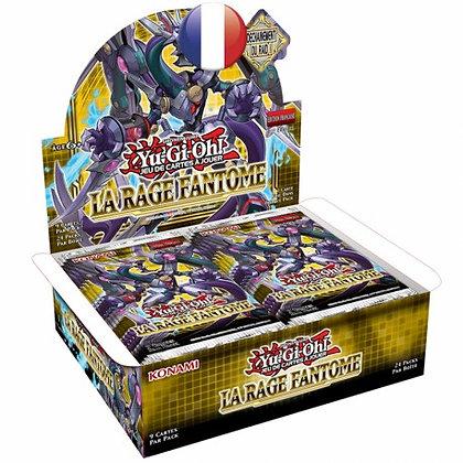 Yu-Gi-Oh! Rage Fantôme x24