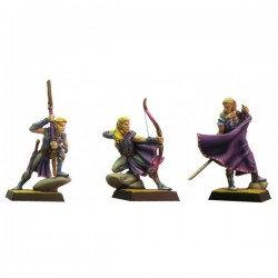Figurines Fenryll L'elfe