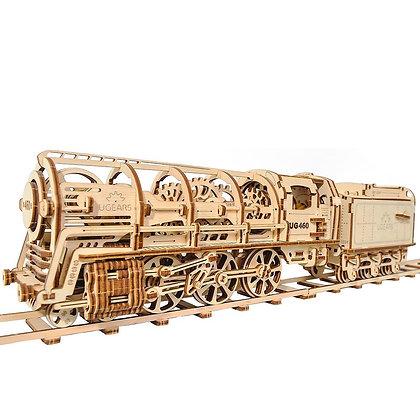 Ugears Locomotive UG-460