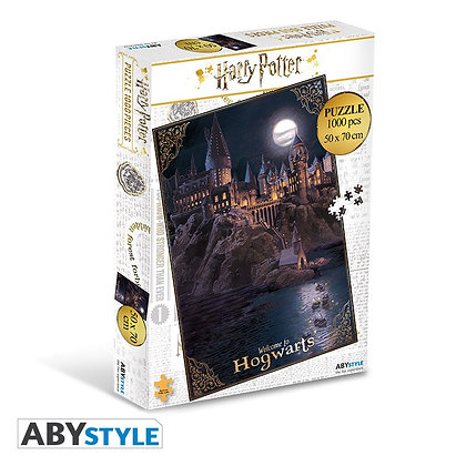 Puzzle harry Potter Welcome to Hogwarts