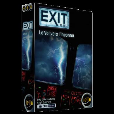 Exit Le Vol vers l'inconnu