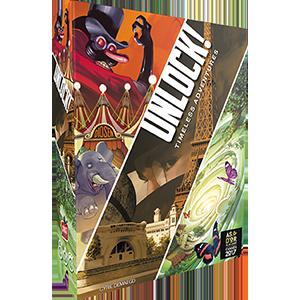 Unlock! 6 Timeless Adventures