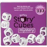 Story Cube Mystery