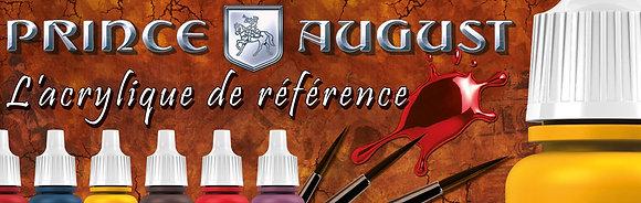 Peinture Prince August gamme classique