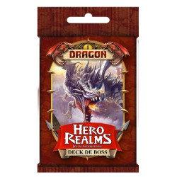 Hero Realms deck de boss Dragon