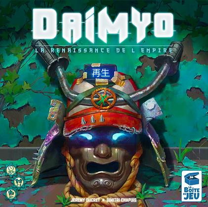 daimyo la renaissance de l'empire