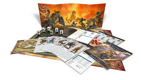 Chroniques Oubliées Fantasy - Boîte d'initiation