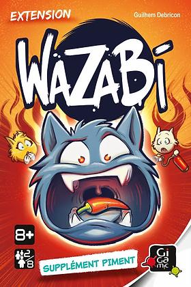 Wazabi ext supplément piment