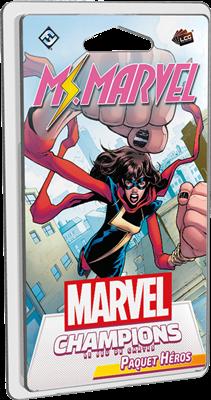 Marvel Champions Ms Marvel