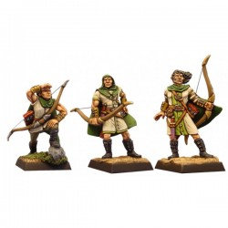 Figurines Fenryll Le ranger